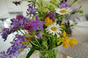 Kukkia rakkaimmalta